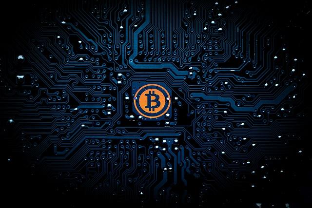 spojení bitcoinu